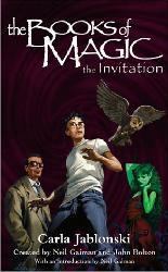 4-issue miniseries, novelized as The Invitation