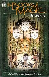 Book 6, The Burning Girl 33-41